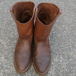 Red Wing Shoes Leather boots